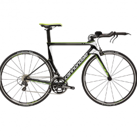 Cannondale Slice 105 Carbon Triathlon Bicycle Rental - 48
